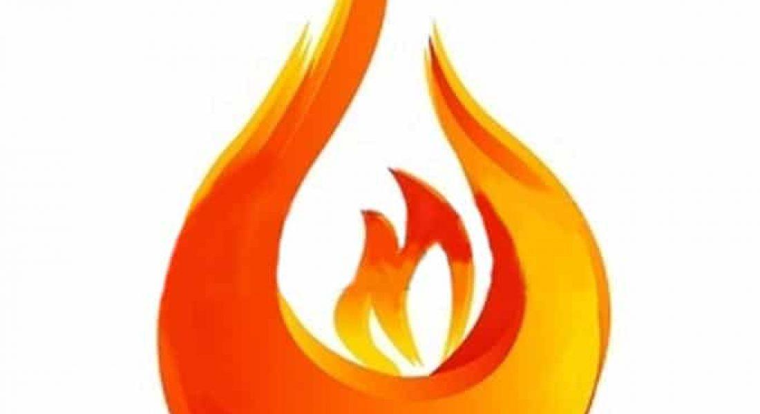 Queimada fuego logo